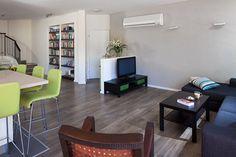 דירת גן במודיעין: מהפך מרהיב בתקציב מוגבל | בניין ודיור    טלוויזיה מוסתרת
