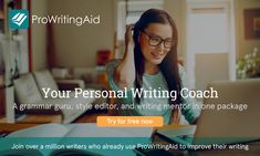 ProWritingAid Review ProWritingAid is an online writer and grammar editor software mostly used by bloggers, authors, students or by professionals. This editing software mainly aims at finding and eliminating grammatical  - ProWritingAid Review and 6 Features that You Can Use for Free was originally published at Gaurav Tiwari - Word Block, Your Strengths And Weaknesses, Text Back, Editing Writing, Proofreader, Character Names, Read Aloud, Grammar, Audio Books