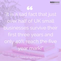 Guest post by Pia Cato for Lauren Fraser's Blog. © Make Money With Cakes Pia Cato 2016 3 Reasons Cake Businesses Fail and How to Avoid Them