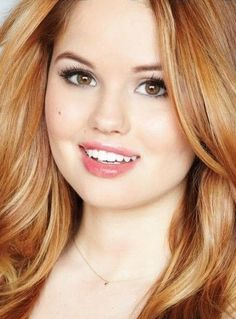 Artfact Scene 1 & 2: Heroine.  Hairstyle and color, loose and wavy. (Debby Ryan as Addie Kenwright)