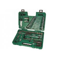 56 chi tiết Bộ dụng cụ sửa chửa Ô tô Sata 09-509 (09509)