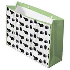 Badger Frenzy Gift Bag - craft supplies diy custom design supply special