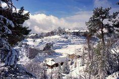 Cyprus Troodos Mountains Amiantos Asbestos Mine