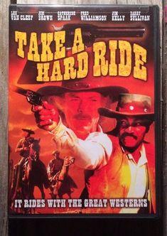 Take a Hard Ride by Jim Brown, Lee Van Cleef, Fred Williamson, Catherine Spaak,  | eBay