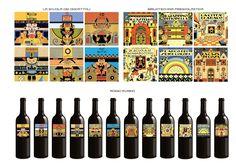 Edizione limitata della Scuola dei giocattoli e della Bibliotechina prescolastica  Rosso Rubino è una serie limitata in cento esemplari composta dai 12 volumetti dedicati all'editoria didattica per le scuole primarie (i sei della Scuola dei giocattoli e i sei della Bibliotechina prescolastica) e da 12 bottiglie di vino con le etichette delle copertine dei volumetti sul fronte e della quarta sul retro, numerate e firmate dall'editore. Il vino è Monferrato DOC…