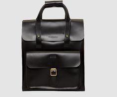 Dr Martens Leather Backpack