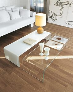 The UK's leading glass furniture supplier. Find out how our glass furniture will improve your interior. Configure your new glass furniture & order on-line. Square Glass Coffee Table, Modern Glass Coffee Table, Coffe Table, Coffee Table Design, Glass Tables, Glass Furniture, Design Furniture, Acrylic Furniture, Plexiglass