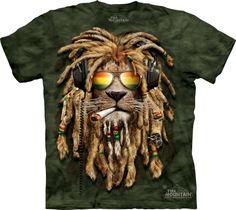 Camiseta - The Mountain - Smoking Jahman