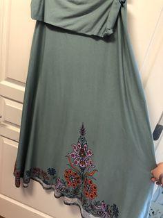LulaRoe Maxi- Large- $35 Selling Lularoe, Lularoe Maxi, Skirts, Fashion, Moda, Fashion Styles, Skirt, Fashion Illustrations
