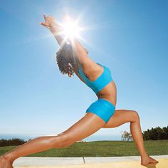 This calorie-zapping yoga routine will melt away pounds while sculpting every major muscle in your body. - Fitnessmagazine.com