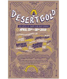 Ace Hotel: Desert Gold - Will Bryant Studio