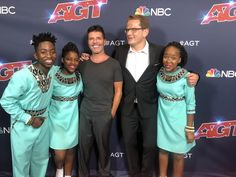 """Simon Cowell has been a very enthusiastic supporter of the Ndlovu Youth Choir from South Africa from the very beginning of this year's America's Got Talent show. Now they are through to the finals. Be sure to watch their electrifying performance of the Whitney Housten song """"Higher Love""""   # youth_choir #higher_love #South_Africa #Simon_Cowell"""