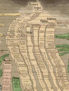 David Rumsey Historical Map Collection | Timeline Maps