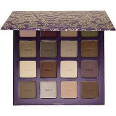 tarte - Amazonian Clay Eyeshadow Palette V2  #sephora