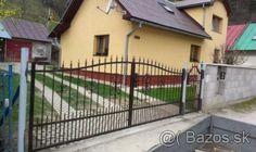 Kované brány, ploty, zábradlia - 1