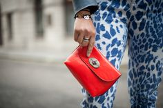 Mulberry pouch    #Bags #Mulberry