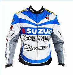 SUZUKI motorcycle clothing motorcycle riding clothes drop resistance $76.42