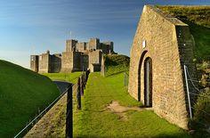 Dover Castle - http://www.1pic4u.com/blog/2014/05/19/dover-castle/