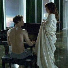 Fifty Shades Of Grey Scenes