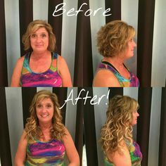 Beautiful dream catcher hair extension by allison at elle salon its not an easy job to blend short hair into long hair extensions but allison made pmusecretfo Image collections