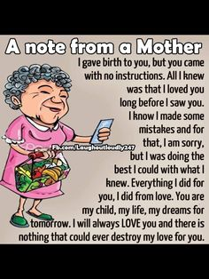 A Note From A Mother funny quotes quote kids mom mother family quote family quotes funny quotes children mother quotes quotes for moms quotes about children My Son Quotes, My Children Quotes, Mommy Quotes, Quotes For Kids, Wisdom Quotes, Funny Quotes, Child Quotes, Quotes Quotes, Inspirational Quotes For Son