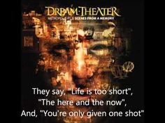 Dream Theater-One Last Time/The Spirit Carries On