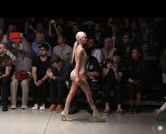 Yeezy Fashion Show