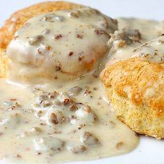 The secret for extra flavor is using the rendered fat for your roux. - Sausage Gravy