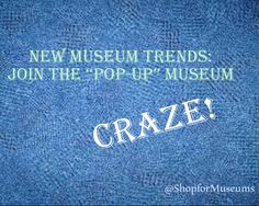 Pop-Up Museums are usually temporary exhibits that audiences can attend… New Museum, Zoos, Love Valentines, Historical Society, Say Hello, Helping Others, Museums, Pop Up, Parks