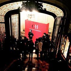 Glamour en la alfombra roja de @houseofherrera #aboutlastnight #carolinaherrera #CH #chcarolinaherrera #CHeyewear #fashion #evening #event #style #fashion #moda #México #mexicocity #night #womensfashion #eyewear