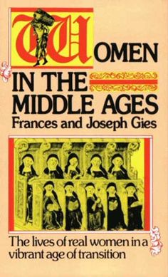 Women in the Middle Ages: The Lives of Real Women in a Vi... https://www.amazon.com/dp/B003P2VO46/ref=cm_sw_r_pi_dp_vSCtxbS38ZASD