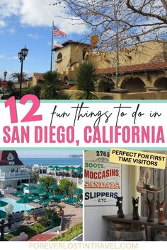 Best Travel Guides, Usa Travel Guide, Travel Usa, Travel Tips, Travel Destinations, California Getaways, California Travel Guide, Southern California, San Diego Activities