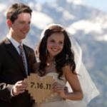 This is so cute watch video: A Pixel Cowboy Wedding: Brittany + Dave