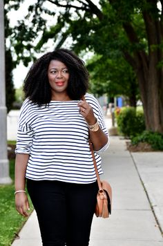 Casual Chic Fall Look Idea - My Curves And Curls - just need the top