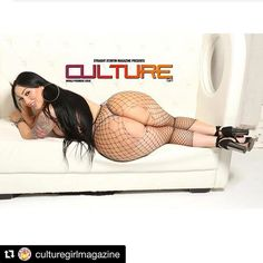 """Ayyyyyyeeeeee fuegoo 🔥 Repost @culturegirlmagazine with @repostapp ・・・ Check out @1ticket2paradice_ featured in the premier issue of @culturegirlmagazine Vol.1 """"Latin Action"""" Coming September 22nd ! Image by @frankantonio"""
