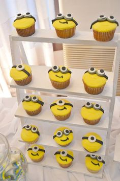A Huge Minion Despicable Me 5th Birthday Celebration ~ Featured Party | Party Ideas By Seshalyn