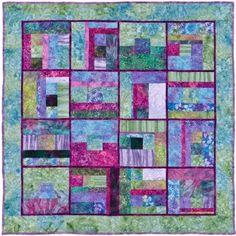 Batik Addiction by Sara Diepersloot 2012 Calendar - I have the pattern.  61xZm4vYIzL._SS400_