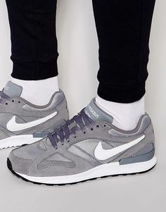 purchase cheap 1d980 66593 Nike   Nike Air Pegasus New Racer Trainers 705172-011 at ASOS