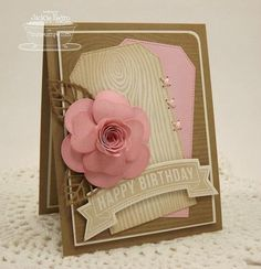 Happy Birthday! by strappystamper - Cards and Paper Crafts at Splitcoaststampers