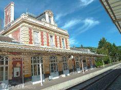 Puy-de-Dôme : La gare de Royat-Chamalières fait désormais partie du patrimoine bâti protégé de l'aire clermontoise.
