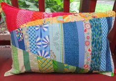 Rainbow Pillows