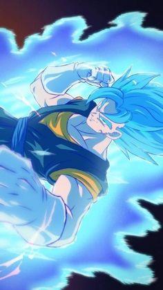 dragon ball super gogeta blue