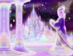 The 5th dimension is the dimension of light and openness...