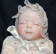 1992 YOLANDA BELLO NEW BORN BABY DOLL, NUMBERED, BY ASHTON DRAKE GALLERIES