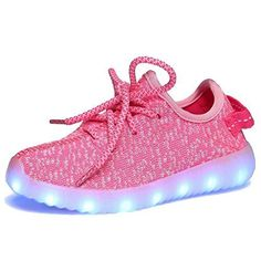 2016 hot kids light up shoes, sneakers kids, chaussure led enfant fluorescent band Strobe kids shoes sneakers lights, led Sneakers Mode, Knit Sneakers, Sneakers Fashion, Shoes Sneakers, Fashion Shoes, Women's Shoes, Shoes 2016, Yeezy Shoes, Girls Sneakers