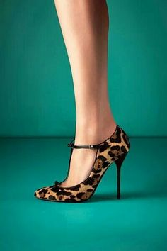 I really adore these heels