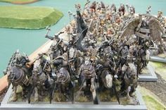 """Crusaders of Morr"" [Cavalry] 