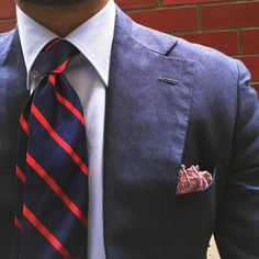 MenStyle1- Men's Style Blog - Nabil, a well dressed gentleman from tumblr....