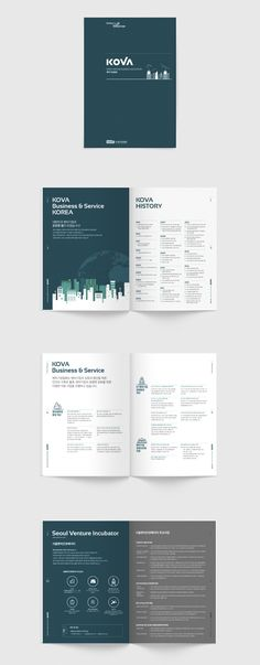 brochure | client: KOVA | 210x297mm | 24p | saddle Stitching | cover laminate #design #designbit #layout #book #business #company #brochure #print