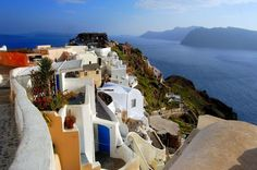 Oia village , Greece Photo by feray umut — National Geographic Your Shot
